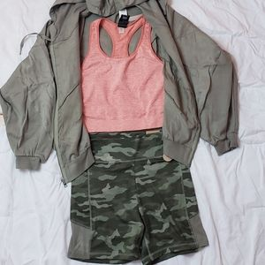 Victoria's Secret Pink Ultimate workout outfit Lg